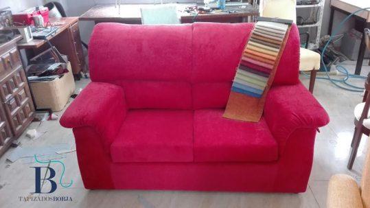 telas y colores para tapizar tu sofá