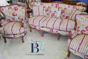 tapizado sillones