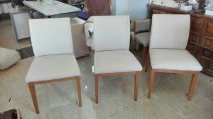 tapizar las sillas